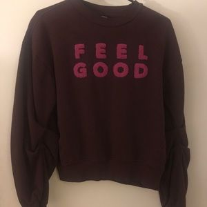 Sweatshirt by Express